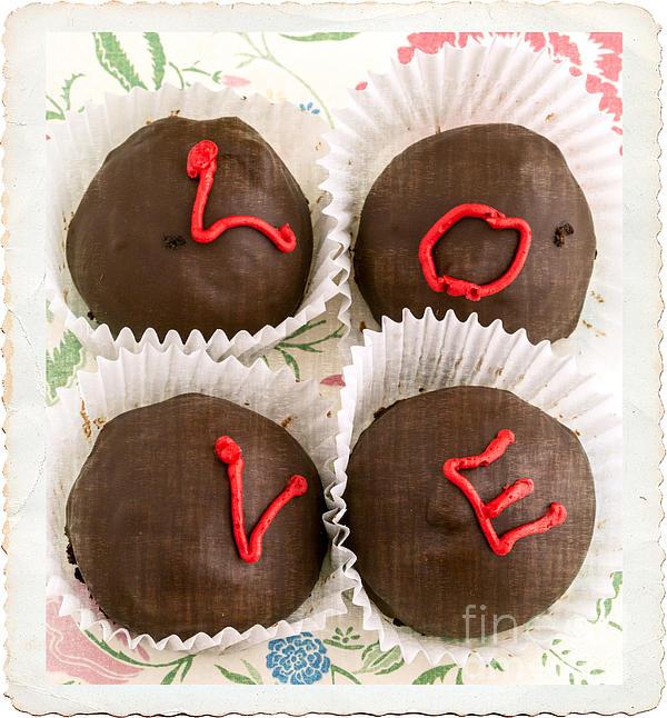 Love Cakes Print by Edward Fielding