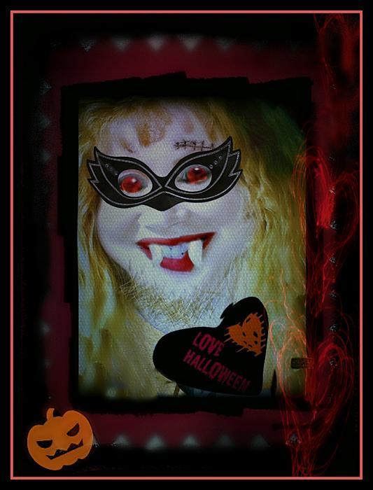 Sherry Gombert - Love Halloween