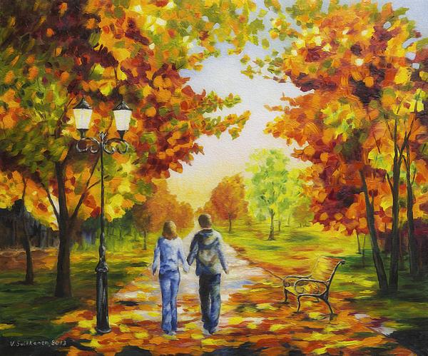 Veikko Suikkanen - Love in autumn