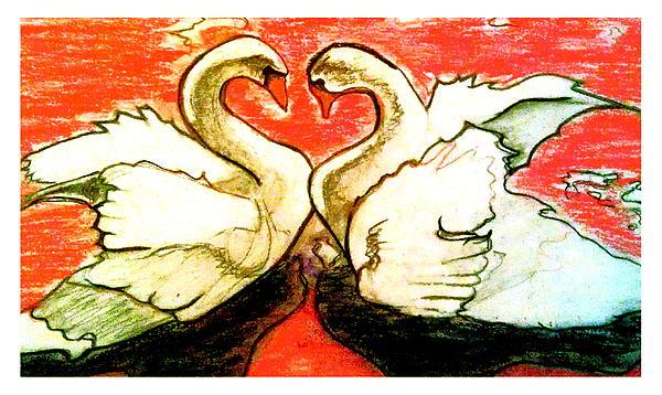Love Is Action Print by D Renee Wilson