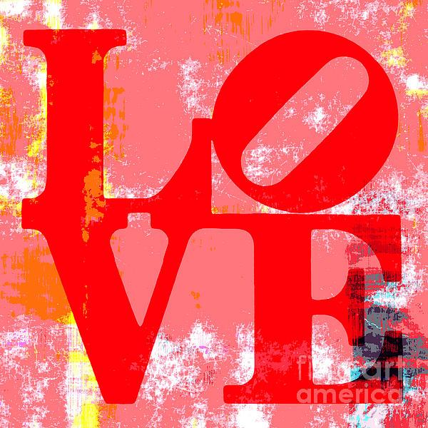 Love Is Love. Print by Brandi Fitzgerald