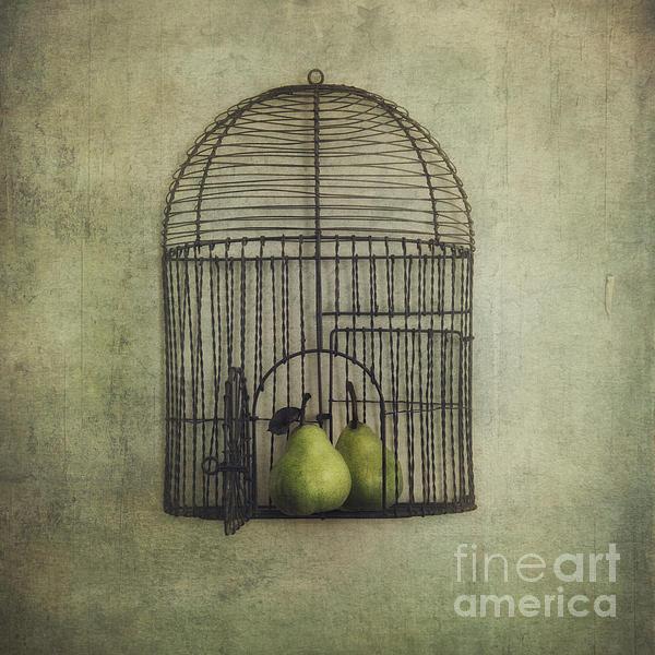 Love Is The Key Print by Priska Wettstein