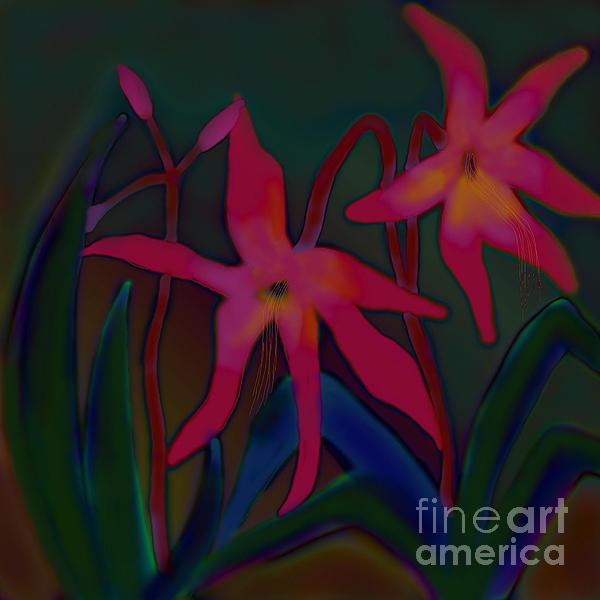 Latha Gokuldas Panicker - Lovely Lilies