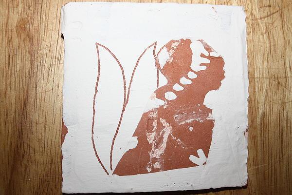 Luka - Tile Print by Gloria Ssali