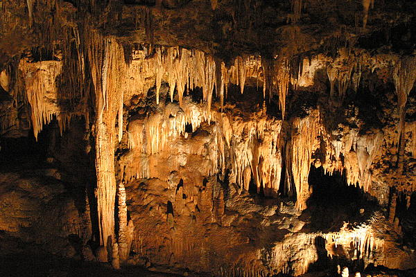 Luray Caverns - 121262 Print by DC Photographer