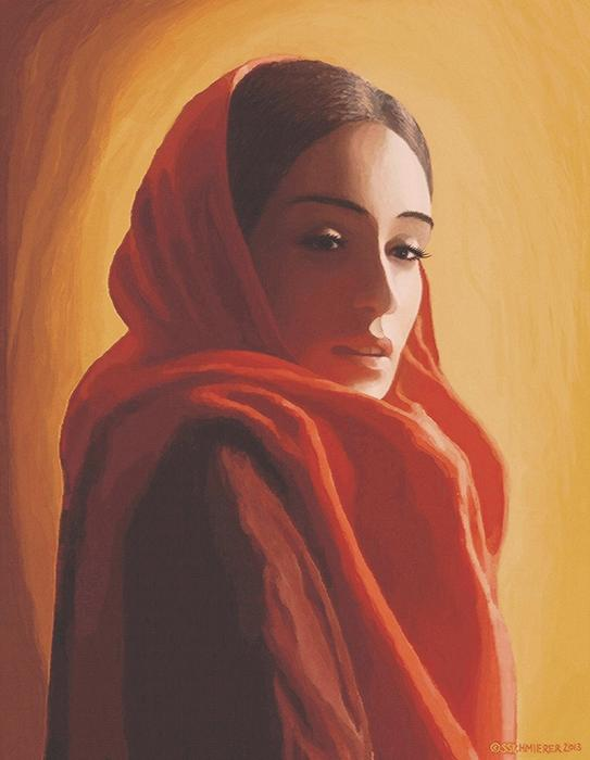 Maeror Print by SophiaArt Gallery