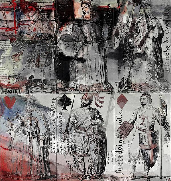 Magic Moonlight - B Print by Corporate Art Task Force