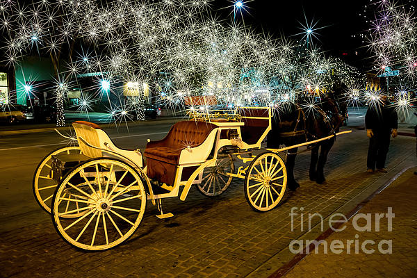 Magic Night Print by Jon Burch Photography