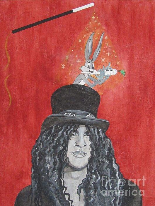 Magic Slash Print by Jeepee Aero
