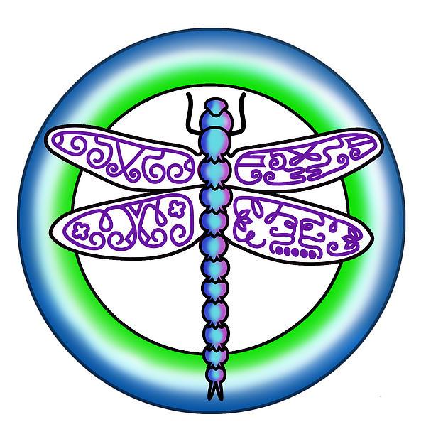 Maine-wabanaki Reach Logo Print by Arla Patch