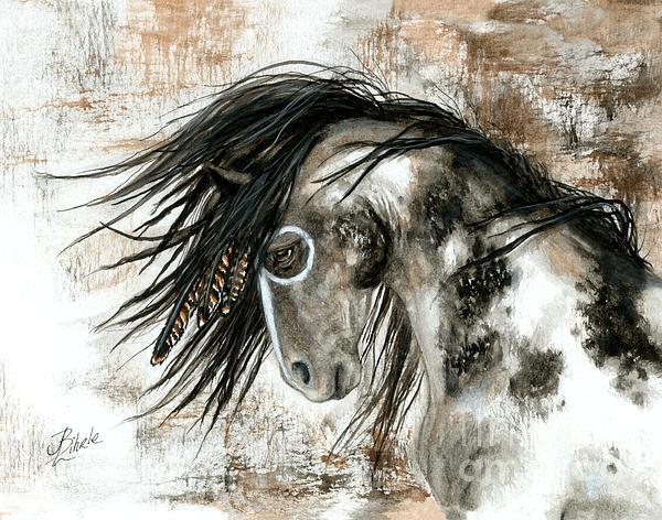 Majestic Horse Series 88 Print by AmyLyn Bihrle