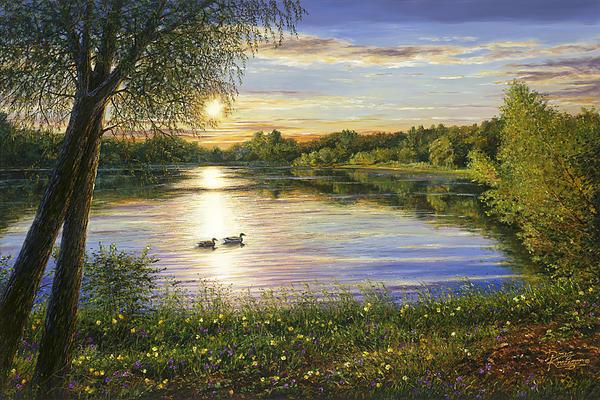 Doug Kreuger - Mallards Lake