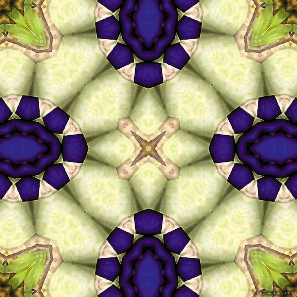 Mandala 115 Print by Terry Reynoldson