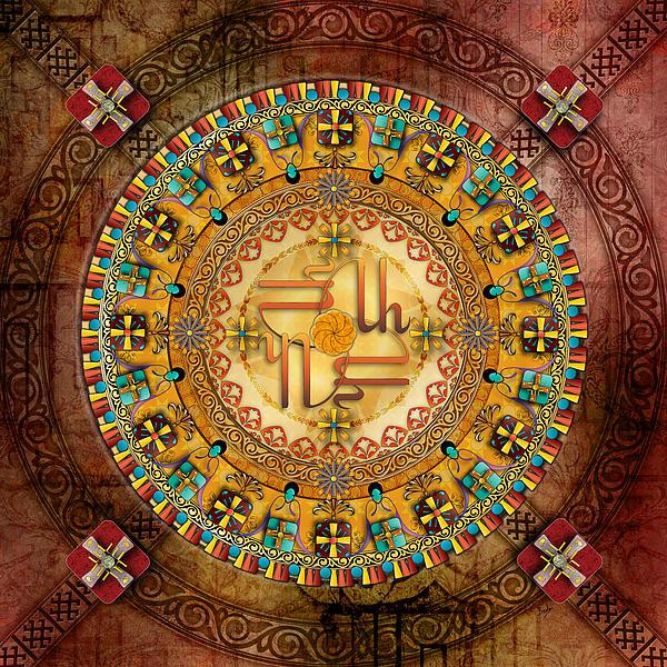 Bedros Awak - Mandala Armenia Iyp