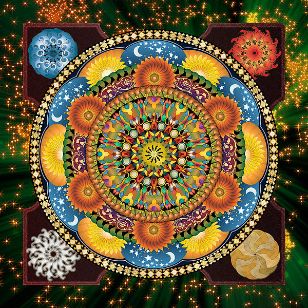 Bedros Awak - Mandala Elements