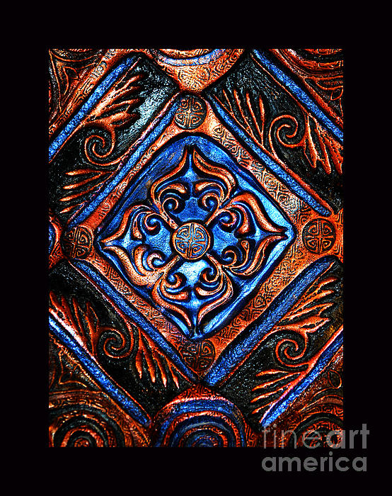 Mandala Print by Susanne Still