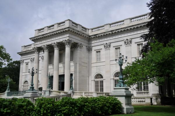 Brian Hoover - Marble House  --  Newport Rhode Island