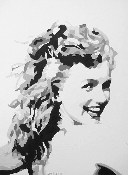 Katharina Filus - Marilyn Monroe