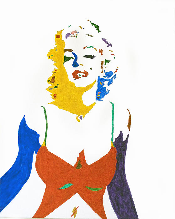 Stormm Bradshaw - Marilyn Monroe