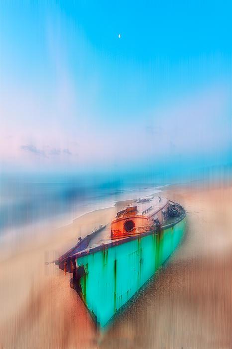 Marooned - A Tranquil Moments Landscape Print by Dan Carmichael