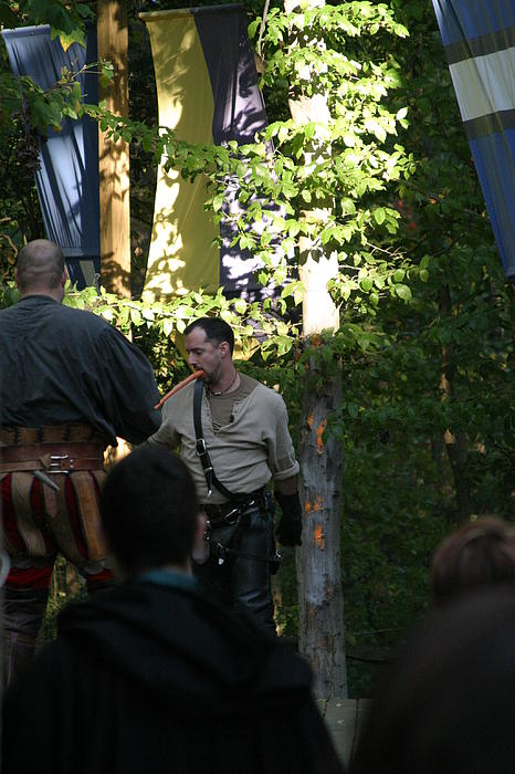 Maryland Renaissance Festival - Hack And Slash - 12122 Print by DC Photographer