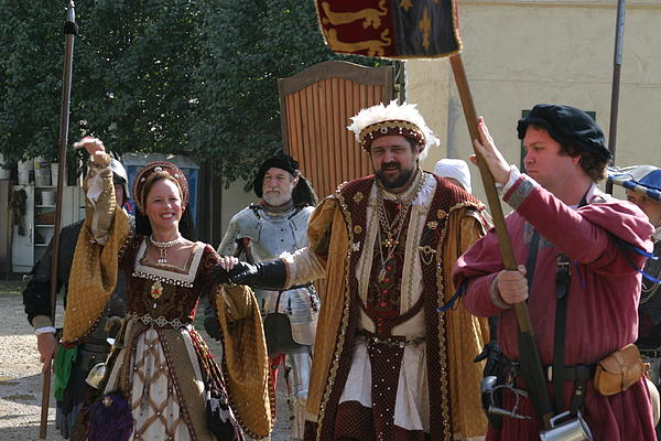 Maryland Renaissance Festival - People - 1212120 Print by DC Photographer