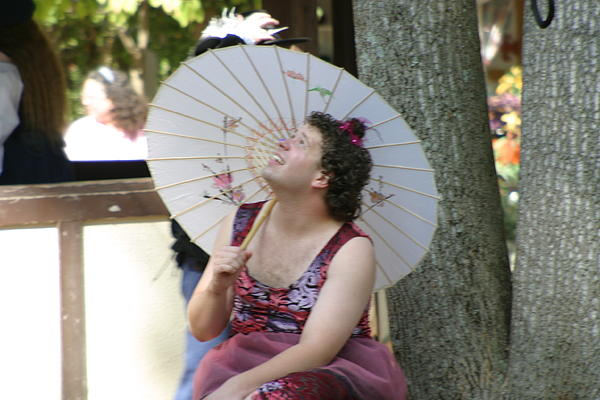 Maryland Renaissance Festival - People - 121273 Print by DC Photographer