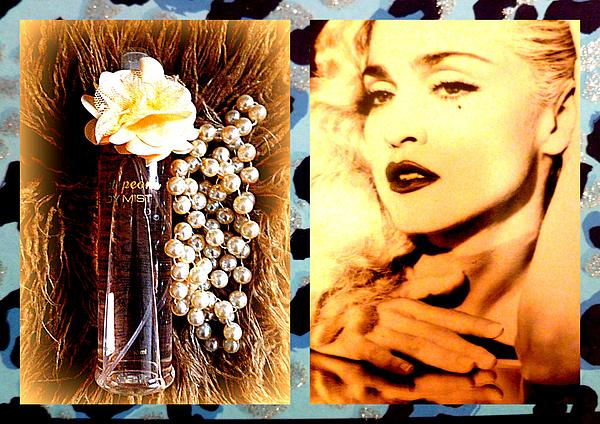 Material Girl Print by The Creative Minds Art and Photography