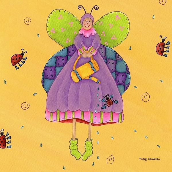 Matilda Print by Tracy Campbell