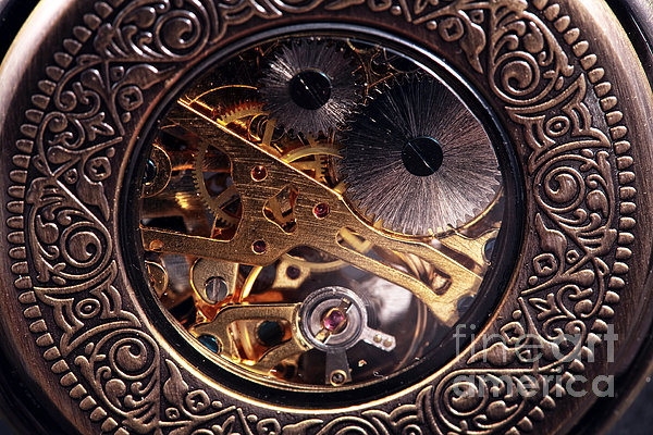 Mechanical Print by John Rizzuto