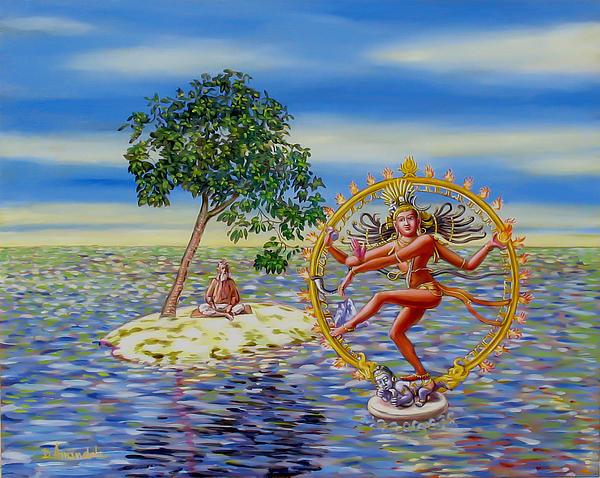 Dominique Amendola - Meditation on Lord shiva