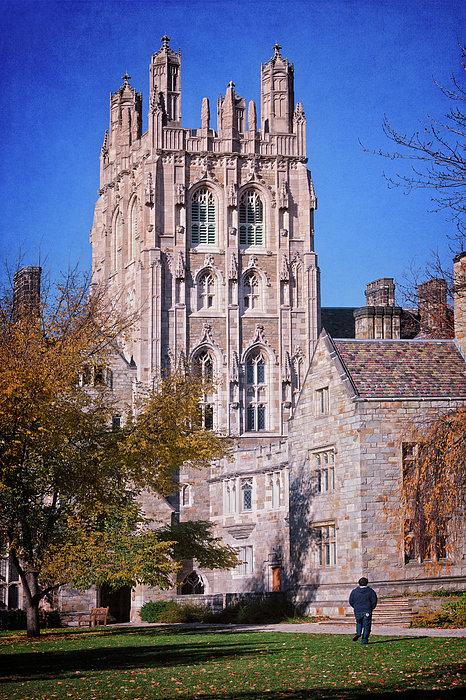 Joan Carroll - Memorial Quadrangle Yale University