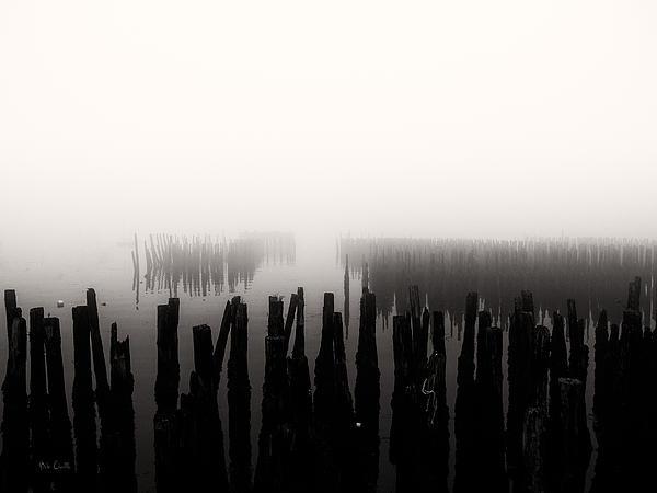 Memories And Fog Print by Bob Orsillo
