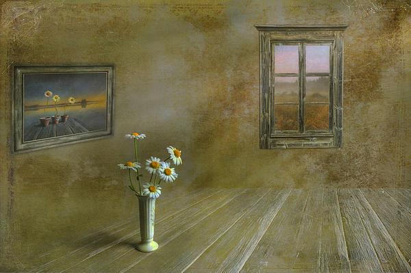 Memories Of Summer Print by Veikko Suikkanen