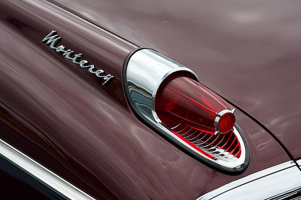Mercury Monterey Fin Print by Christiane Schulze Art And Photography