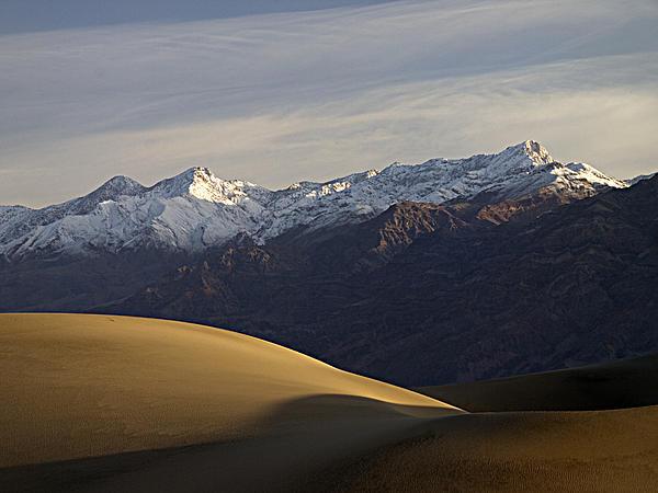 Joe Schofield - Mesquite Dunes And Grapevine Range