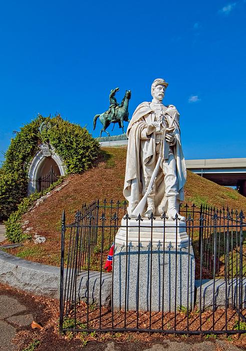 Steve Harrington - Metairie Cemetery 2