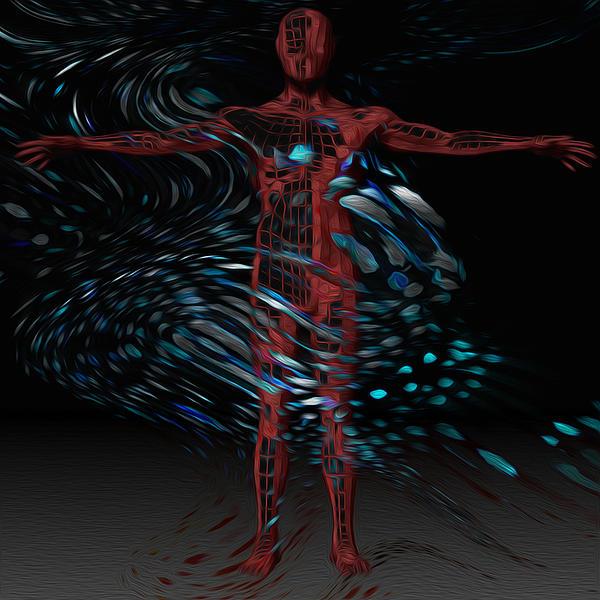 Metamorphosis Print by Jack Zulli