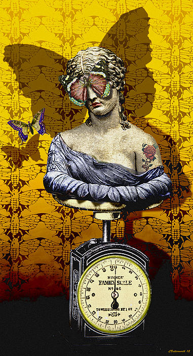 Metamorphosis Print by Larry Butterworth