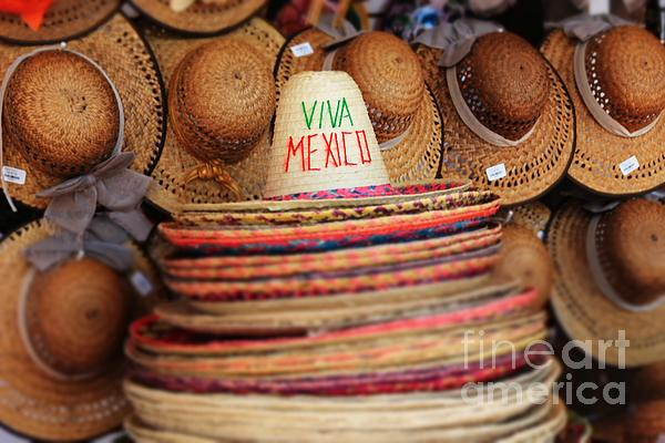 Sophie Vigneault - Mexican hats