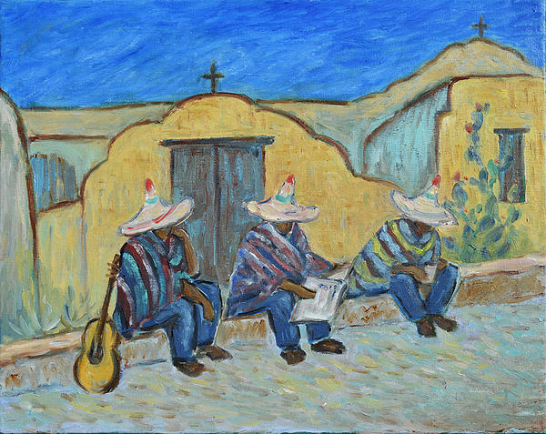 Xueling Zou - Mexico Impression I
