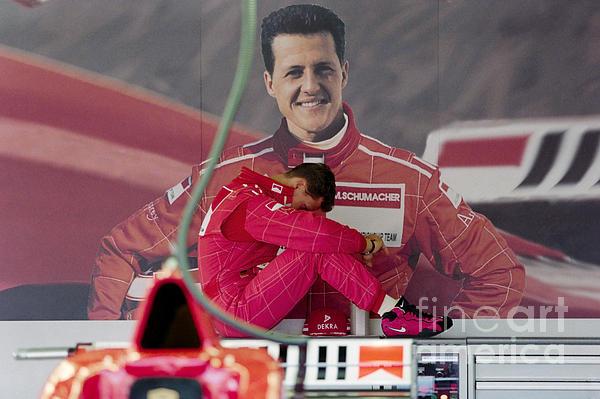 Michael Schumacher By Gary Doak