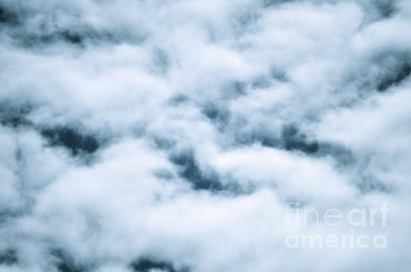 Midnight Clouds Print by Sheldon Blackwell