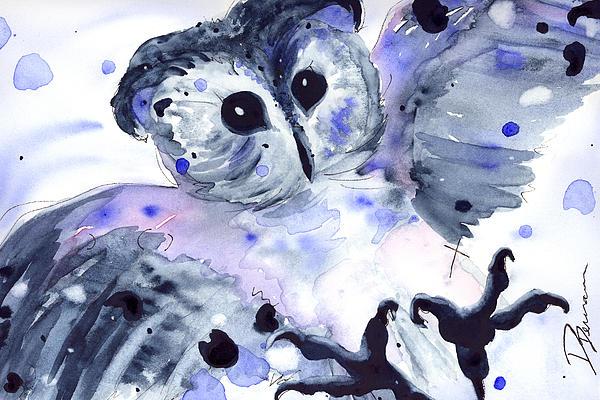 Dawn Derman - Midnight Owl