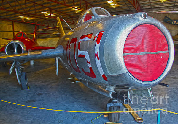 MIG Print by Gregory Dyer