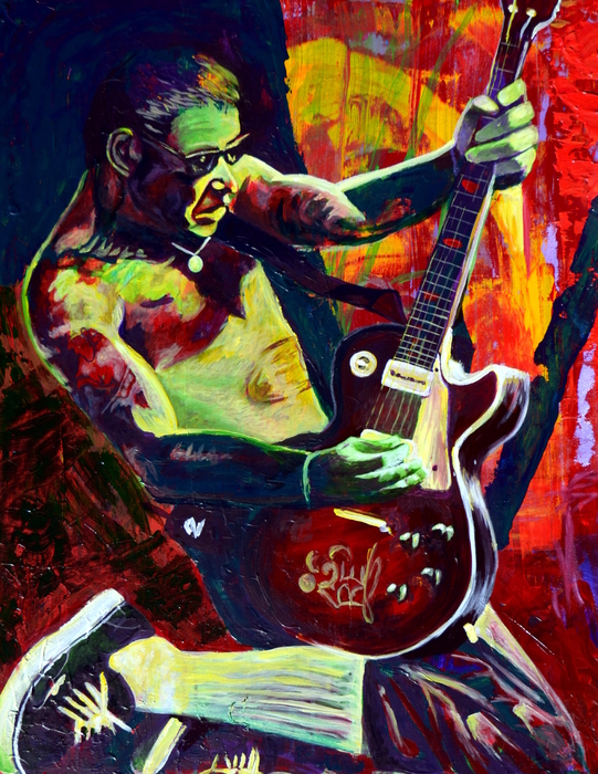 Kat Richey - Mike Ness