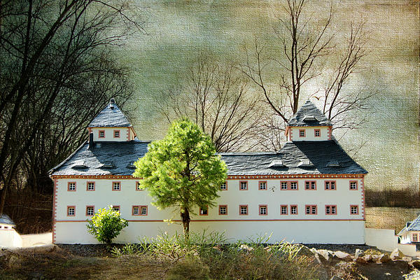 Miniatures Augustusburg Print by Heike Hultsch