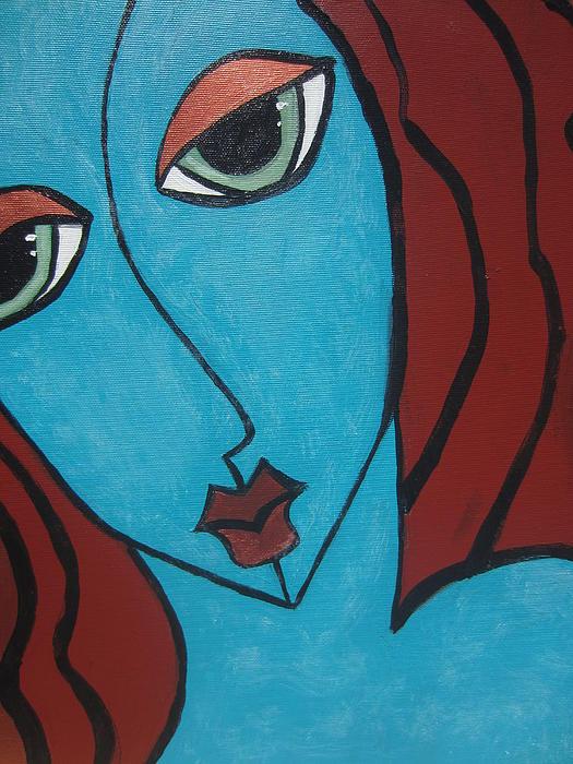 Nora Shepley - Miss Blue  2