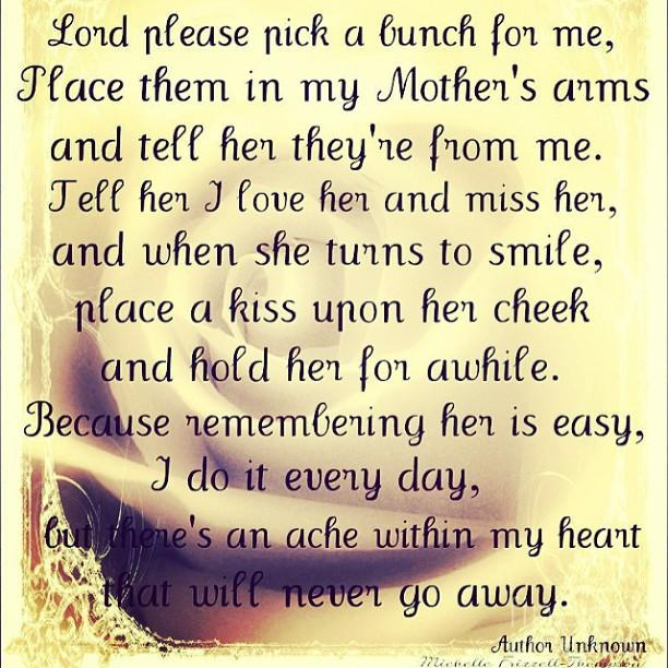 Missing You... So So Much.. #rip Print by E  Marrero