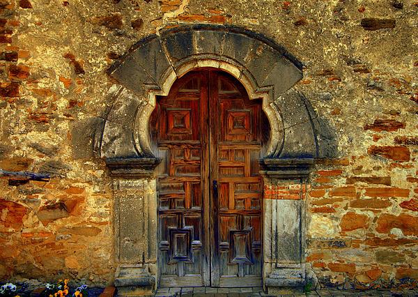 Antonia Citrino - Mission Door